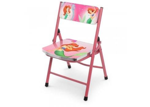 Детский складной столик со стульчиком Русалочка A19-MERM