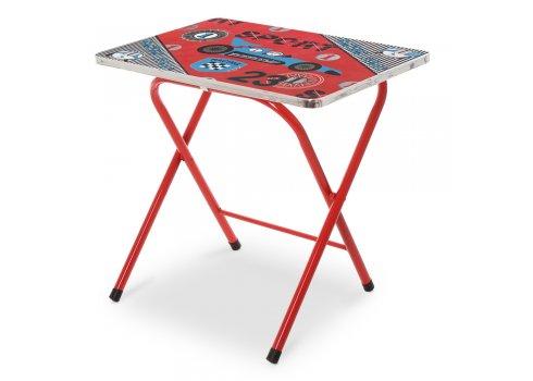 Детский складной столик со стульчиком Гонки A19-SPORT