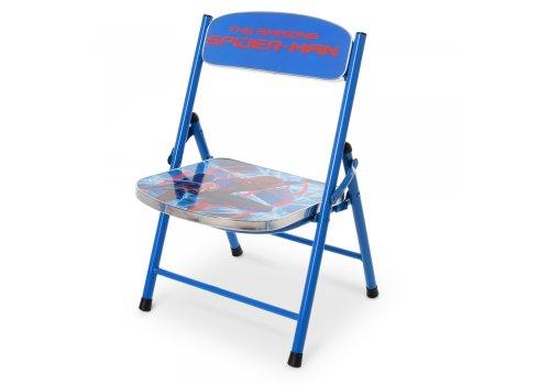 Детский железный столик и 2 стульчика Bambi Spiderman DT21-SP