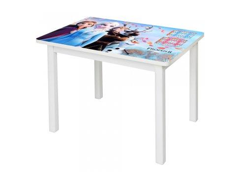 """Детский деревянный столик со стульчиком """"Frozen Холодное сердце"""" BSM2K-41"""