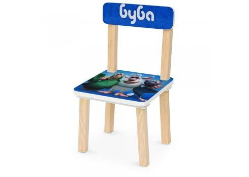 Деревянный столик и два стульчика Буба 501-103