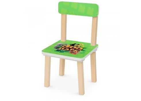 Деревянный столик и два стульчика Конструктор 501-19