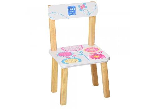 Деревянный столик и два стульчика Весна 501-37