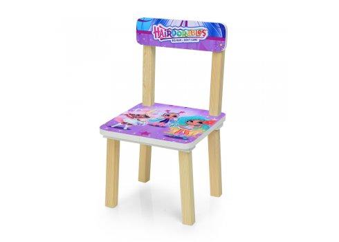 Деревянный столик и два стульчика Драконы 501-68
