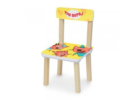 Деревянный столик и два стульчика Три кота 501-75