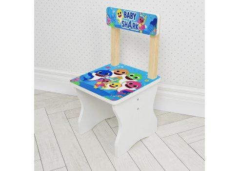 Детский стол и стул BAMBI Baby Shark 504-107