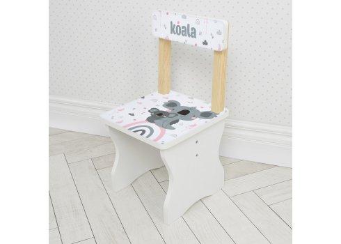 Детский стол и стул BAMBI Коала 504-115 розовый