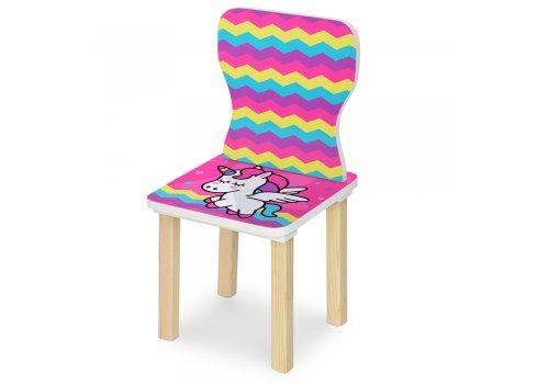 """Детский стол и два стульчика """"Единорог"""" 506-64"""