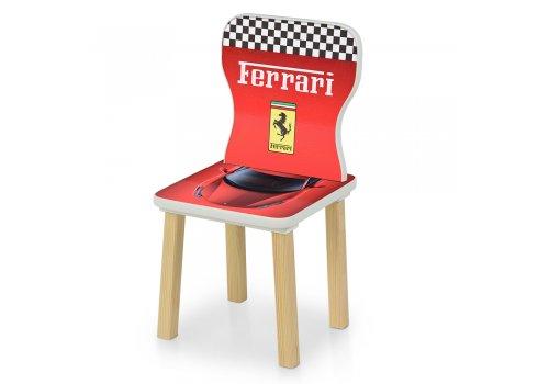 Детский столик и 2 стульчика Ferrari 508-47