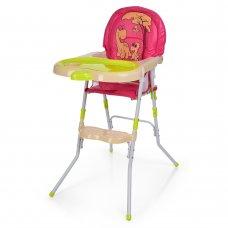 Стульчик-трансформер 2в1 (для кормления+стульчик) 1010A
