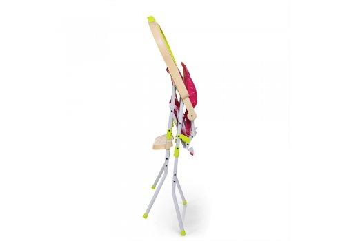 Cтульчик-трансформер 2в1 (для кормления+стульчик) 1010A