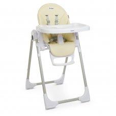 Детский стульчик для кормления El Camino Prime ME 1038 Cream бежевый
