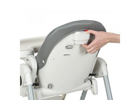 Детский стульчик для кормления El Camino Prime ME 1038 Gray серый