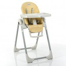 Детский стульчик для кормления El Camino Prime ME 1038 Ivory бежевый