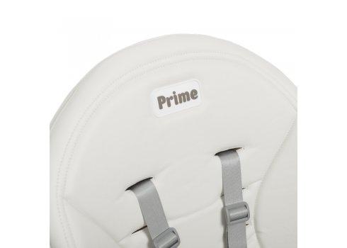 Детский стульчик для кормления El Camino Prime ME 1038 White белый
