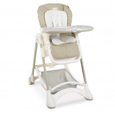 Детский стульчик для кормления EL CAMINO OSCAR ME 1066 Beige
