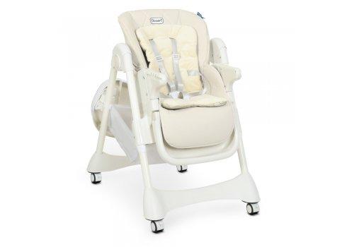 Детский стульчик для кормления EL CAMINO DESSERT ME 1086 Gray серый