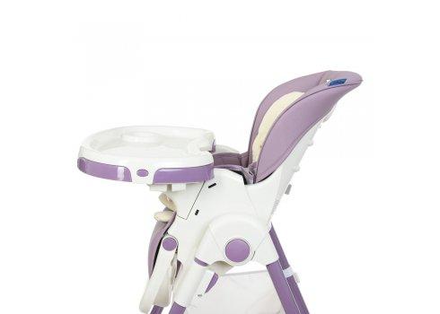 Детский стульчик для кормления EL CAMINO DESSERT ME 1086 Lilac сиреневый