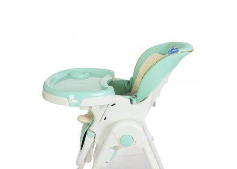 Детский стульчик для кормления EL CAMINO DESSERT ME 1086 Mint мята
