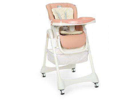 Детский стульчик для кормления EL CAMINO DESSERT ME 1086 Pink розовый