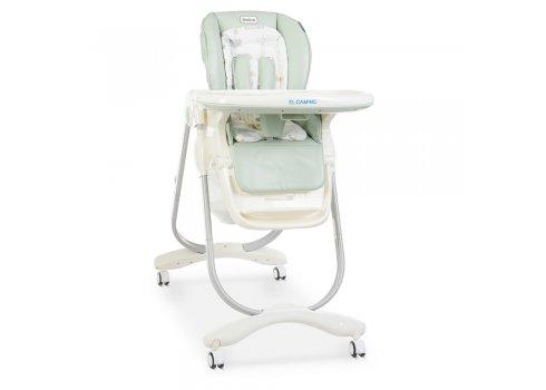 Детский стульчик для кормления EL CAMINO DOLCE M 3236 Aqua