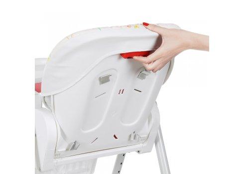 Детский стульчик для кормления Фламинго Bambi M 3822-5 розовый
