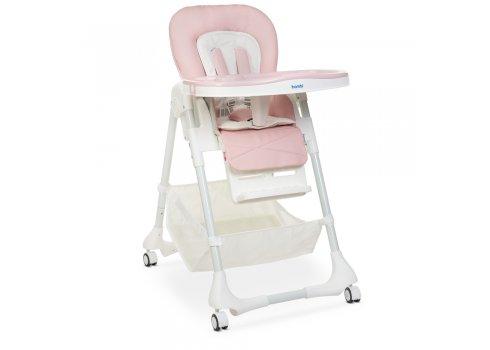 Детский стульчик для кормления Bambi M 3822 Baby Pink розовый