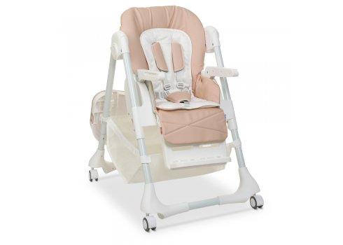 Детский стульчик для кормления Bambi M 3822 Beige бежевый