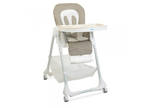 Детский стульчик для кормления Bambi M 3822 Nude Beige бежевый
