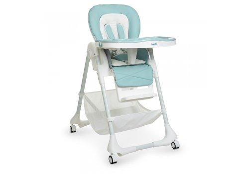 Детский стульчик для кормления Bambi M 3822 Tiffany Blue голубой