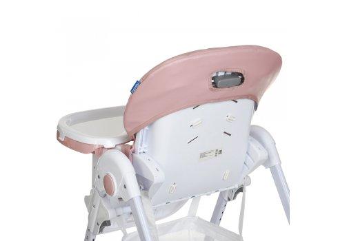 Стульчик для кормления BAMBI M 3890 Rosette QT розовый