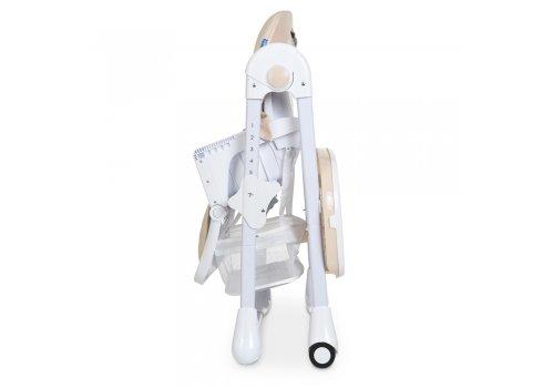 Стульчик для кормления BAMBI M 3890 Сaramel QT бежевый