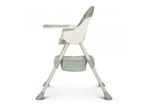 Детский стульчик для кормления Bambi M 4136 ICE GRAY серый