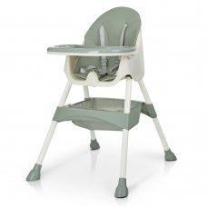Детский стульчик для кормления Bambi M 4136 OLIVE оливковый УЦЕНКА