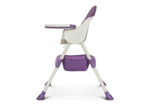 Детский стульчик для кормления Bambi M 4136 PLUM фиолетовый