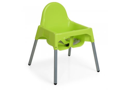 Стульчик для кормления из пластика Bambi M 4209 Green зеленый