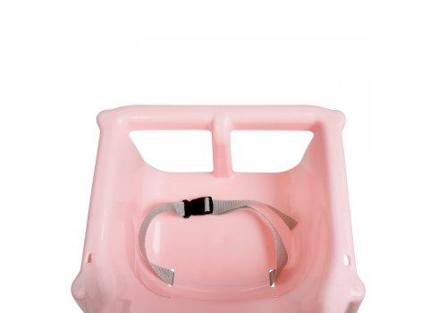 Стульчик для кормления из пластика Bambi M 4209 Pink розовый