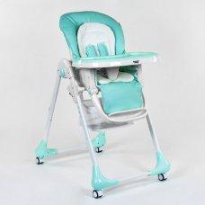 Детский стульчик для кормления Toti W-44700 бирюза