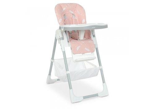 Стульчик для кормления BAMBI M 4507 Fluffy Pink розовый
