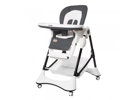 Детский стульчик для кормления Carrello Stella CRL-9503 Palette Grey серый