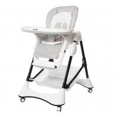 Детский стульчик для кормления Carrello Stella CRL-9503 Shell Grey