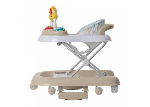 Детские ходунки 3в1 Carrello Libero CRL-9602/2 Beige