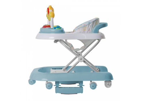Детские ходунки 3в1 Carrello Libero CRL-9602/2 Blue