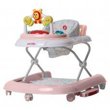 Детские ходунки 3в1 Carrello Libero CRL-9602/2 Rose