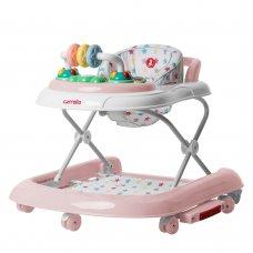 Детские ходунки 3в1 Carrello Torino CRL-9603/3 Rose