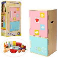 Деревянная игрушка Холодильник MD 1065