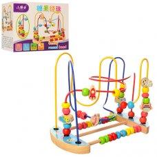 Деревянная игрушка Лабиринт MD 1083