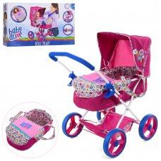 Прогулочная коляска для кукол Hauck Baby Alive D86491