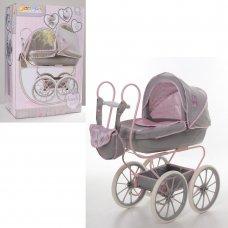 Классическая коляска для кукол HAUCK Ретро D87816