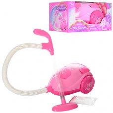 Пылесос игрушечный со звуковыми и световыми эффектами LIMO TOY 2008B